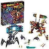 レゴ(LEGO) モンキーキッド モンキーキッドのライオン・ガーディアン 80021