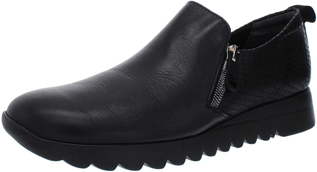 Munro Womens Kit Leather Loafers