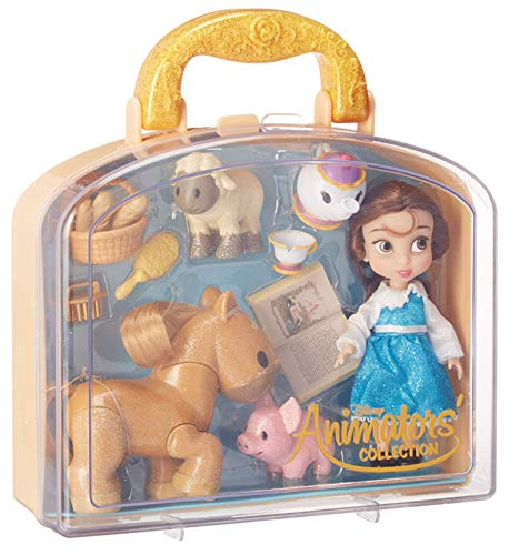 Disney Parks Exclusive - Animators' Collection 5 Inch Mini Doll - Belle