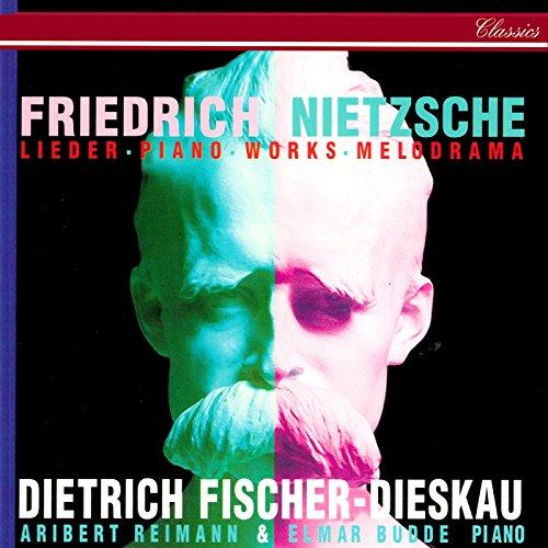 Nietzsche: Das Kind an die erloschene Kerze