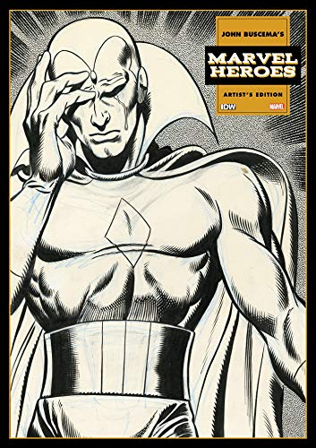 Compare Textbook Prices for John Buscema's Marvel Heroes Artist's Edition  ISBN 9781684058716 by Buscema, John