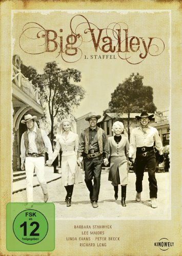 Big Valley - 1. Staffel [8 DVDs]