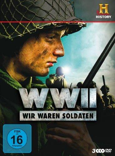 WW II - Wir waren Soldaten. Vergessene Filme des Zweiten Weltkriegs [3 DVDs]