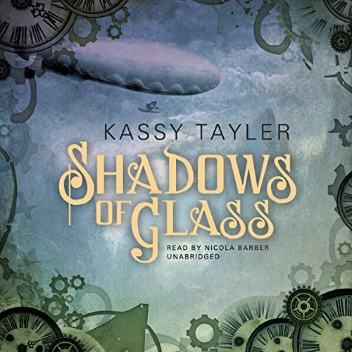 Shadows of Glass audiobook cover art
