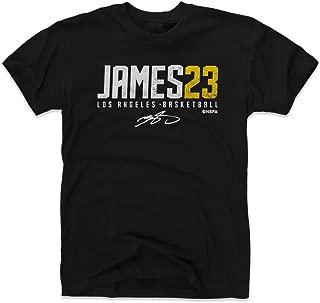 500 LEVEL Lebron James Shirt - Los Angeles Basketball Men's Apparel - Lebron James James23