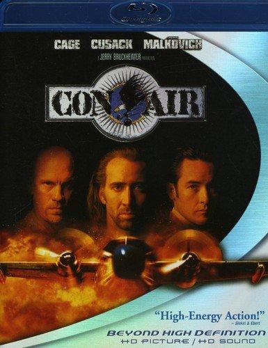 Con Air [Blu-ray] [Importado]