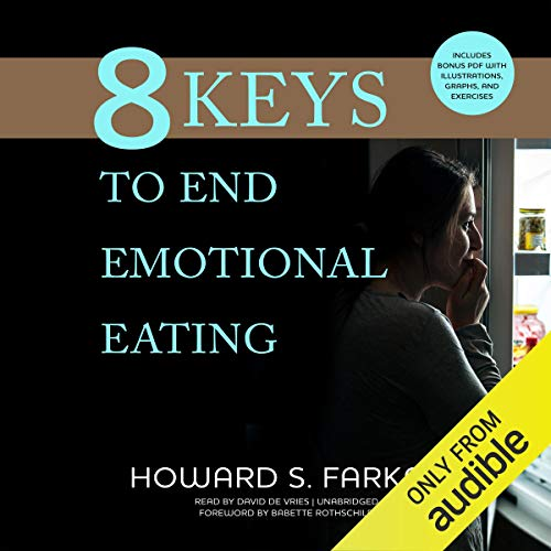 8 Keys to End Emotional Eating cover art