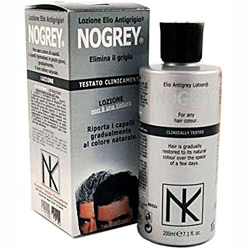 Nicky Chini® - Elio NoGrey - Loción para eliminar el pelo gris, 200 ml,...