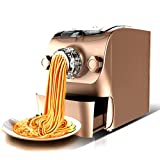 SL&MTJ Multi-Functional Automatic Noodle Maker Machine,Homesmall Pasta Maker Electric Press Noodle Maker