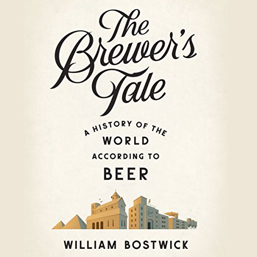 The Brewer's Tale audiobook cover art