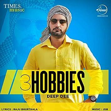 3 Hobbies - Single