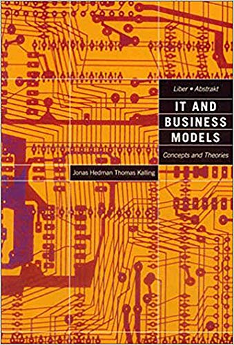 It and Business Models: Concepts and Theories