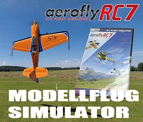 aerofly RC7 Professional DVD