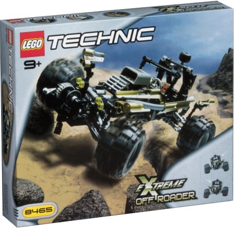 precios bajos LEGO 8465 Technic - Todoterreno Extremo (363 Piezas) Piezas) Piezas)  nueva marca
