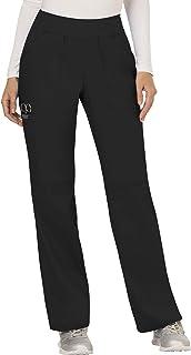 Women's Mid Rise Straight Leg Pull-on Pant Petite