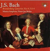 Brandenburg Concertos Nos. 4/5