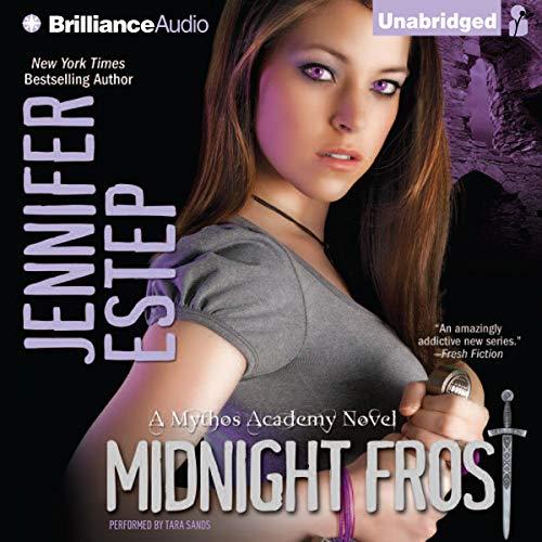 Midnight Frost: Mythos Academy, Book 5