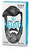 MR Manly Moisturising and Cleansing Sage Hand and Bath Soap, 1 x 200g