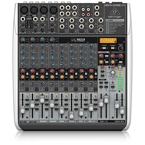 Behringer QX1622USB Xenyx 8-Kanal-Mixer