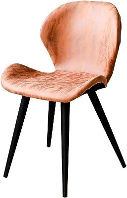 Amazon.com: leisuremod Cornelia silla de comedor moderna ...