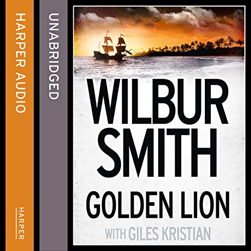 Golden Lion audiobook cover art