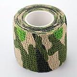 Tattoo Machine India Magic Bandage for Tattoo Grip (Military)-Pack of 2