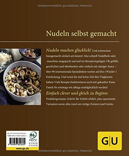 Nudeln selbst gemacht: Über 80 einfache Rezepte für Ravioli & Co. - 2