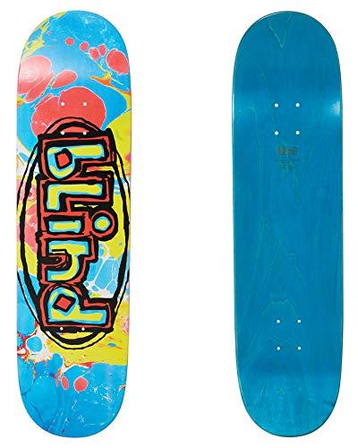 Blind OG Skateboard-Brett/Deck, oval, blau
