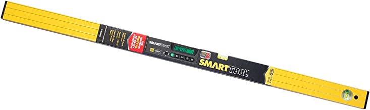 M-D Building Products 92505 SmartTool Gen3 Digital Level, 48