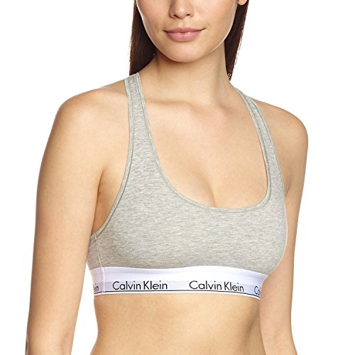 costume intero donna kalvin klein Calvin Klein Modern Cotton-Bralette Corsetto