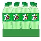 7Up Refresco De Agua Carbonatada, Botella, 12 x 500 ml