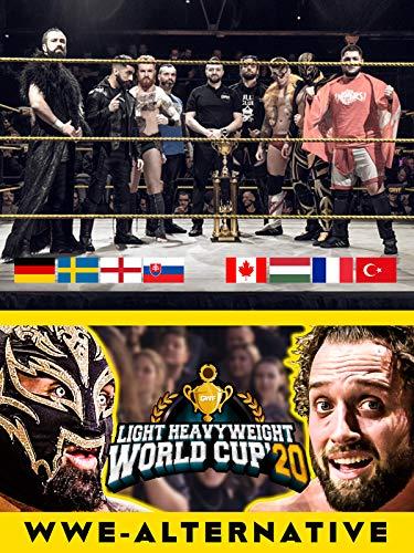 WWE-Alternative - GWF Light Heavyweight World Cup \'20