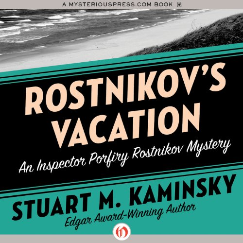 Rostnikov's Vacation audiobook cover art