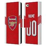 Head Case Designs Arsenal FC Coutume Personnalisé 2018/19 Home Kit Graphiques Personnalisées Coque...