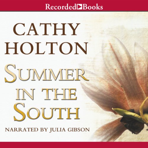Summer in the South audiobook cover art