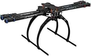 Tarot 650 TL65B02 Foldable Frame Kit 3K Carbon Fiber Aluminum Tubes for DIY Quadcopter