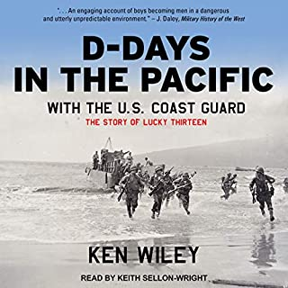 D-Days in the Pacific with the U.S. Coast Guard cover art