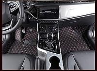 Toyota 86 Chr Crown Zelas Previa Land Cruiser Prado Wish Venza Fortuner Sienner Tundra Foot (Color Name : 2 Piece black red)