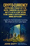 Crypto-Currency. Droppin Dimes straight outa the Matrix. Tommorows dollar a digit? Wait its a Bit of a Coin? Bitcoin. Future Change is ... Blockchain , The Token , The Coins., Band 1)