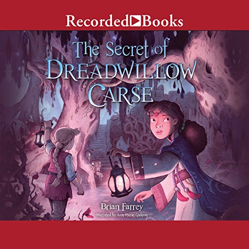 The Secret of Dreadwillow Carse cover art