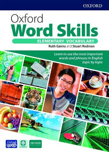 Oxford Word Skills Basic Student\'s Book and CD-ROM Pack