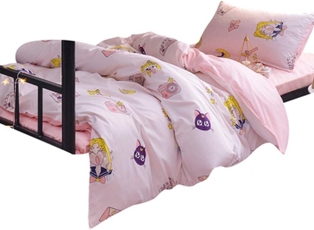 Bedding Set 4 Piece 100% specialty shop Cove Cotton Large discharge sale Fabric Quilt Pillowcase