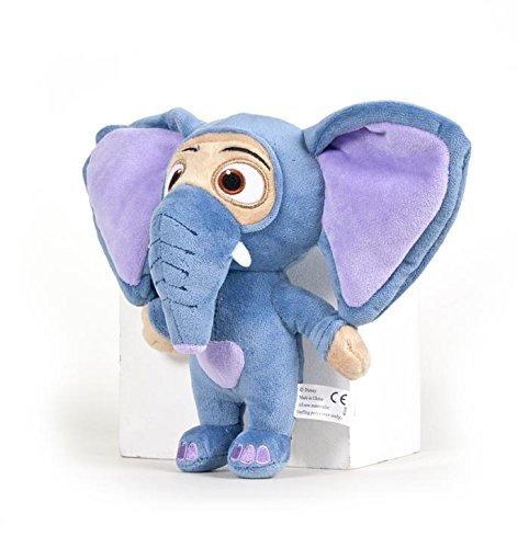 Zoomania - Plüsch Ele-Finnick (Finnick versteckt) 25cm Qualität super soft - Fennek Elefant