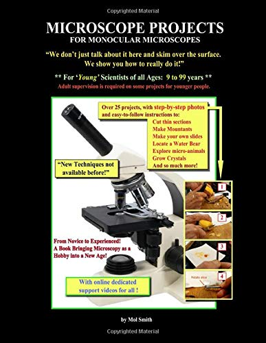 Microscope Projects For Monocular Microscope
