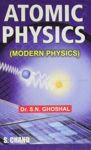 Atomic Physics (Modern Physics)
