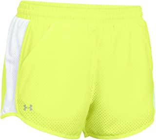 Women's Fly by Perforated Run Short