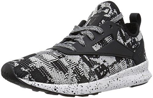 Reebok Chaussures de Course pour Femme 4.5 UK Noir
