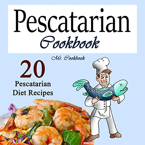 Pescatarian Cookbook cover art