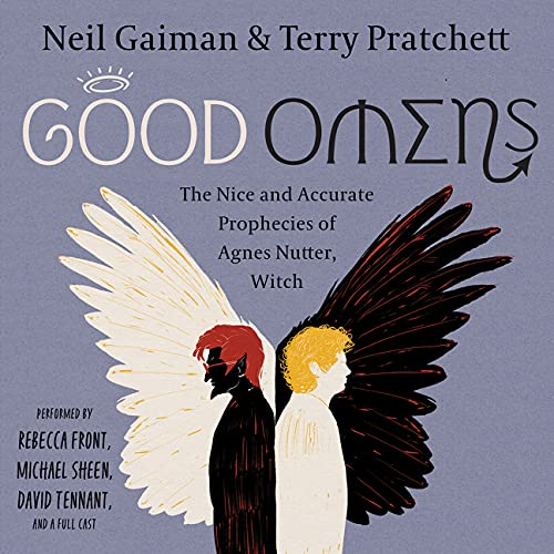 Good Omens Audiobook By Neil Gaiman, Terry Pratchett cover art