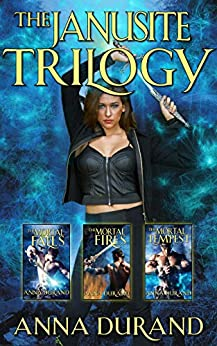 The Janusite Trilogy: Undercover Elementals, Books 1-3 by [Anna Durand]